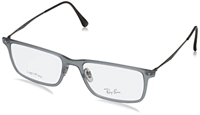 76e16a8018 Amazon.com  Ray-Ban Vista RX 7050 5482 Eyeglasses Matte Grey  Shoes