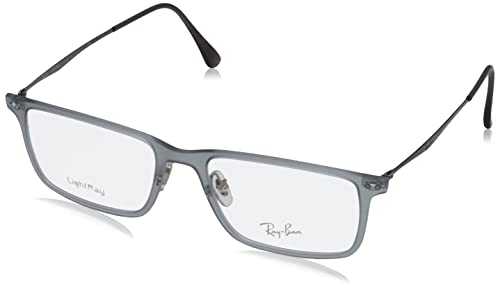 vasta selezione di 77988 efca7 Amazon.com: Ray-Ban Vista RX 7050 5482 Eyeglasses Matte Grey ...