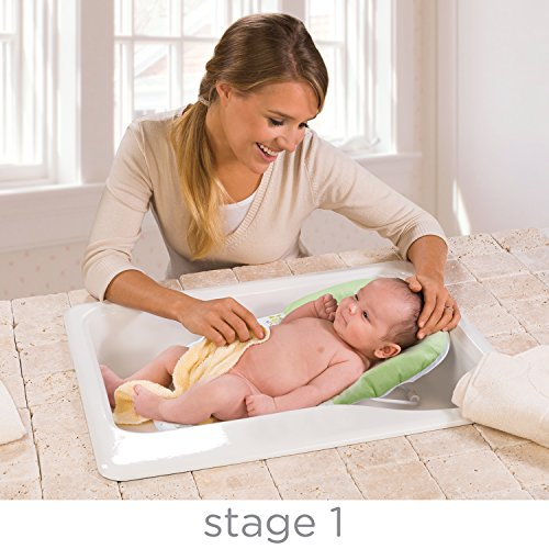 012914083109 - Summer Infant Soothing Spa and Shower Baby Bath carousel main 1