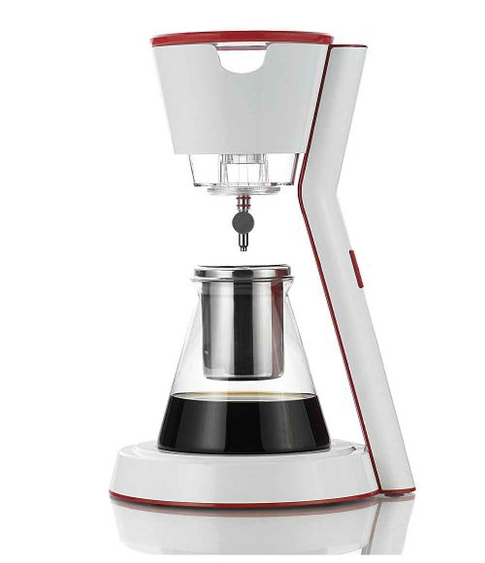DKINZ IZAC700 Cold Brew Coffee Maker (White) by Dkinz (Image #3)