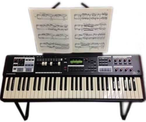 Hammond MR-SK - Atril para serie SK: Amazon.es: Instrumentos ...