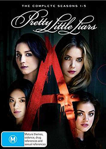 Pretty Little Liars Seasons 1-5 [19 Discs] [NON-UK Format / Region 4 Import - Australia]