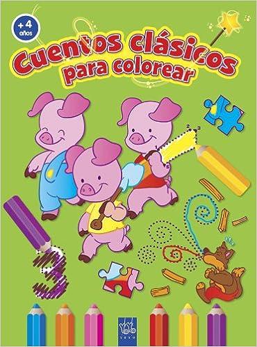 Descarga Gratuita De Libros De Audio Colorea Cuentos Clásicos