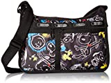 LeSportsac X Peanuts Deluxe Everyday Bag, Chalkboard Snoopy