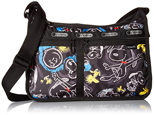 lesportsac-x-peanuts-deluxe-everyday-bag-chalkboard-snoopy