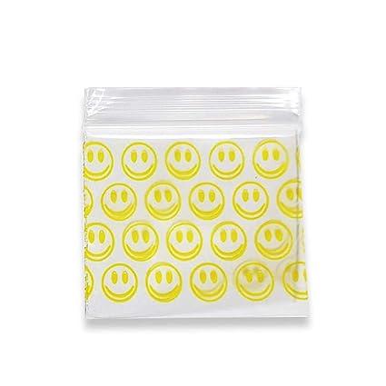 1000-2 x 2 Bolsas de plástico pequeñas con cierre hermetico ...