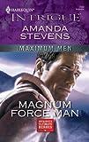 Magnum Force Man, Amanda Stevens, 0373694369