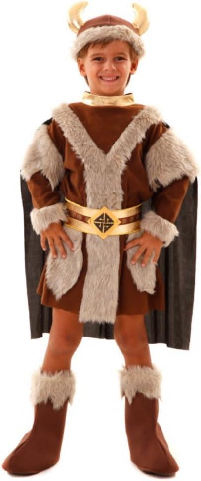 Disfraz de Vikingo para niño: Amazon.es: Juguetes y juegos