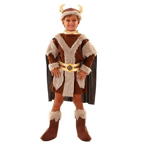 7efca8d972527 Disfraz de Vikingo para niño  Amazon.es  Juguetes y juegos