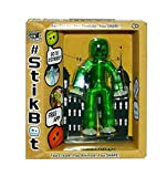 Stikbot, Translucent Brown Stikbot Action Figure, 3 Inches