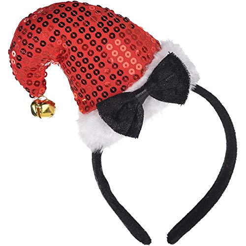 Santa Headband | Christmas Accessory