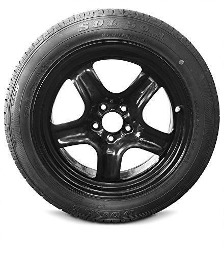 4 Spoke Aluminum Wheel - 8