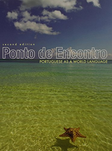 - Ponto de Encontro: Portuguese as a World Language, MyLab Portuguese with Pearson eText -- Access Card and Oxford Portguese Dictionary (2nd Edition)