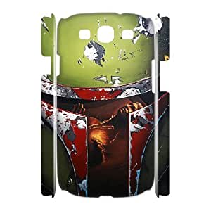 C-EUR Star Wars Soldier Customized Hard 3D Case For Samsung Galaxy S3 I9300