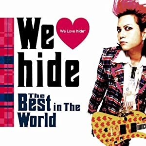 『We Love hide~The Best in The World~』