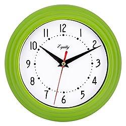Equity by La Crosse 25016 Analog Wall Clock