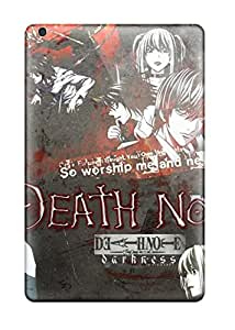 Hot KRZrstE10430qdAoh Death Note Tpu Case Cover Compatible With Ipad Mini/mini 2