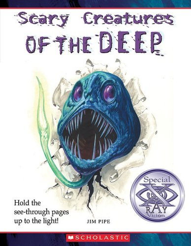 Read Online Scary Creatures of the Deep pdf epub