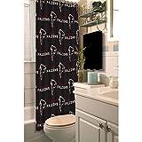 NFL Atlanta Falcons Decorative Shower Curtain