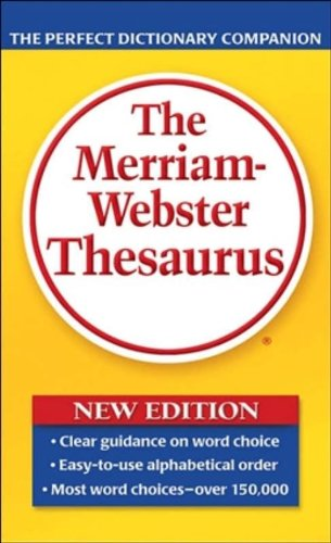 The-Merriam-Webster-Thesaurus