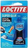 Loctite 1363589-6 Ultra Gel Control Super Glue, 4g Bottles (Case of 6)