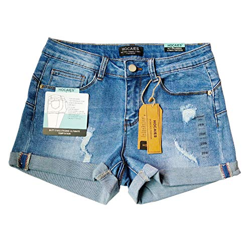 Buy jean shorts for moms