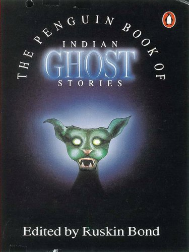 Penguin Book Of Indian Ghost Stories
