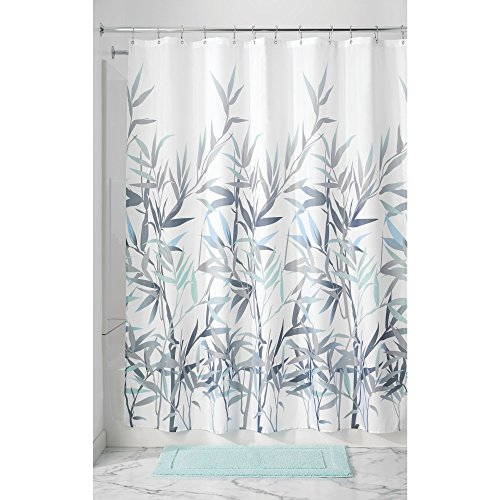 ric Polyester Shower Curtain, 72