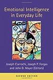Emotional Intelligence in Everyday Life, Joseph Ciarrochi, 1841694347