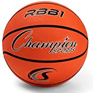 Champion Sports Official Rubber Outdoor Basketball