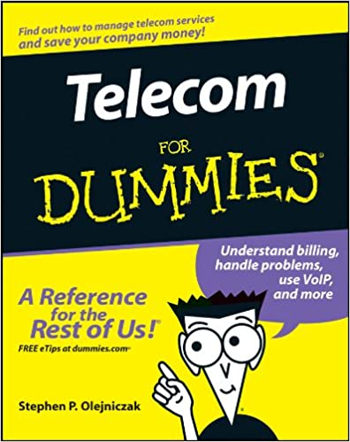 Telecom For Dummies Ebook