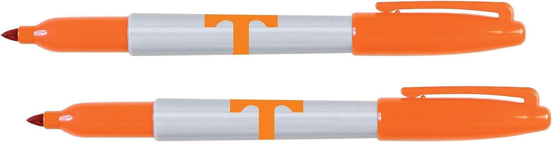 Pro Specialties Group NCAA Tennessee Volunteers Marker 2 Pack One Size Orange