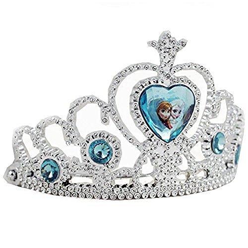 Disney Frozen Tiara Crown Silver