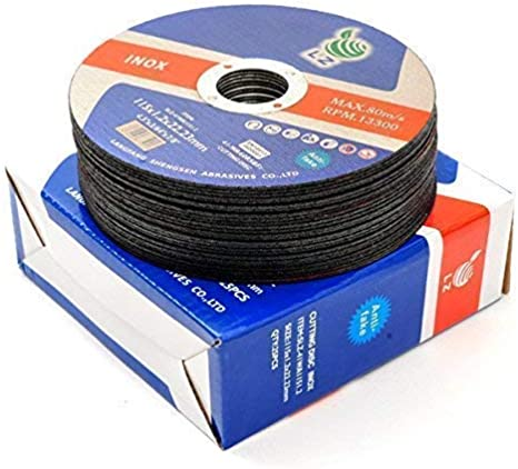 pour Meuleuses dAngle 115 mm x 1,2 mm x 22 mm Umi 20PCs,Disques de Coupe en M/étal et Inox Disques /à Tron/çonner by