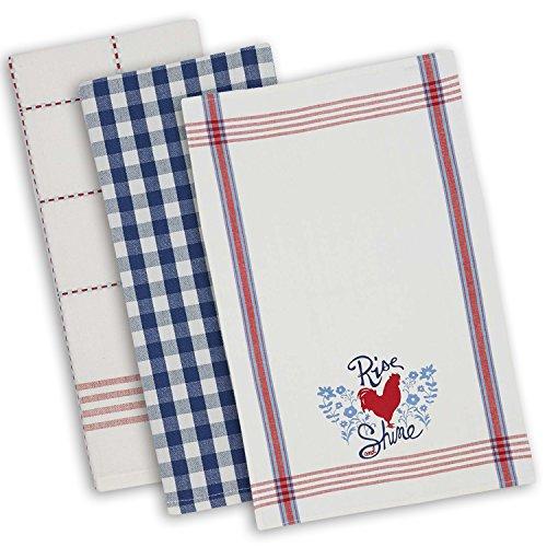 DII Washable Everyday Assorted Dishtowel product image