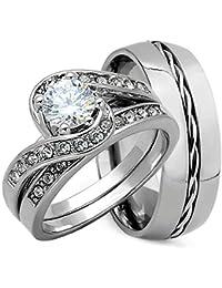 Amazoncom 50 to 100 Bridal Sets Wedding Engagement