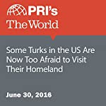 Some Turks in the US Are Now Too Afraid to Visit Their Homeland | Fatma Tanis