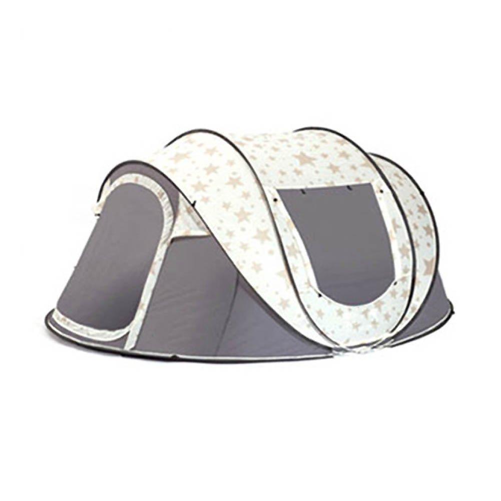 Kuppelzelte, Übergroße Automatische Zelt 5  6 Personen Sekunden Geschwindigkeit Offen Beach Camping Outdoor Klettern Mit Großen Öffnungen Mit Tragebag Water Resistant Portable Familienzelt