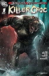 Joker's Asylum II: Killer Croc (2010-) #1