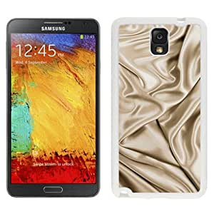 Unique Designed Cover Case For Samsung Galaxy Note 3 N900A N900V N900P N900T With Fabric Texture Gold Pattern Wallpaper (2) Phone Case Kimberly Kurzendoerfer