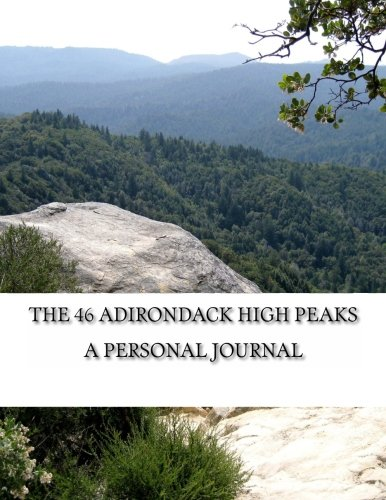 The 46 Adirondack High Peaks - A Personal Journal