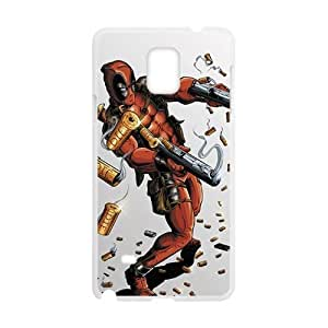 Heroic deadpool Cell Phone Case for Samsung Galaxy Note4
