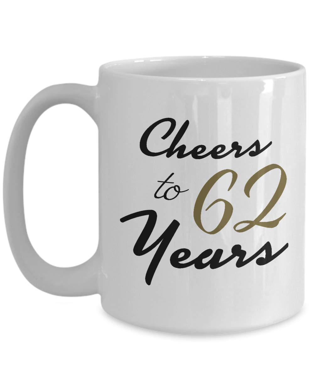 Amazon 62nd Birthday Gifts For 62 Year Old Women