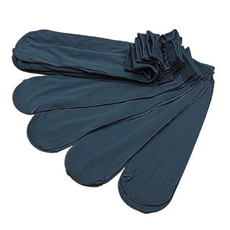 SODIAL(R) 10 Pair Men Socks Fiber Bamboo Sports Casual Men Socks Fiber Color: white 118863A3