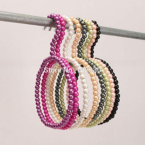 Hangers For - Pearl Silk Amp Scarf Hangers White Pink Black Abs Seamless Plastic Home S201745 - Mops Glass Swing 18 Ornaments Newborn Luggage Juniors Roof Outfits