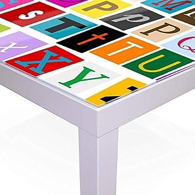 Decorativo para muebles para Ikea Expedit (Kallax) Estantería 32,6 ...