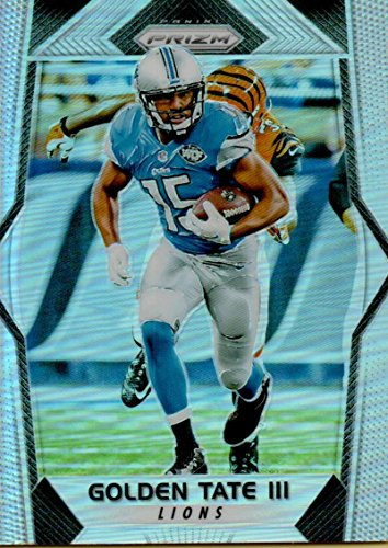 Football NFL 2017 Prizm Prizm #176 Golden Tate III Lions by