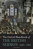 img - for The Oxford Handbook of the British Sermon 1689-1901 (Oxford Handbooks) book / textbook / text book