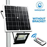 Cheap Solar Flood Light Outdoor, Super Bright Street Security Landscape Light for Garden, Walkway, Pathway, Farm, RV, Automatic On/Off, Rechargeable Batteries, IP65 Waterproof 50K20