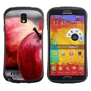 "Hypernova Slim Fit Dual Barniz Protector Caso Case Funda Para Samsung Note 3 [Planta Naturaleza Forrest Flor 4""]"